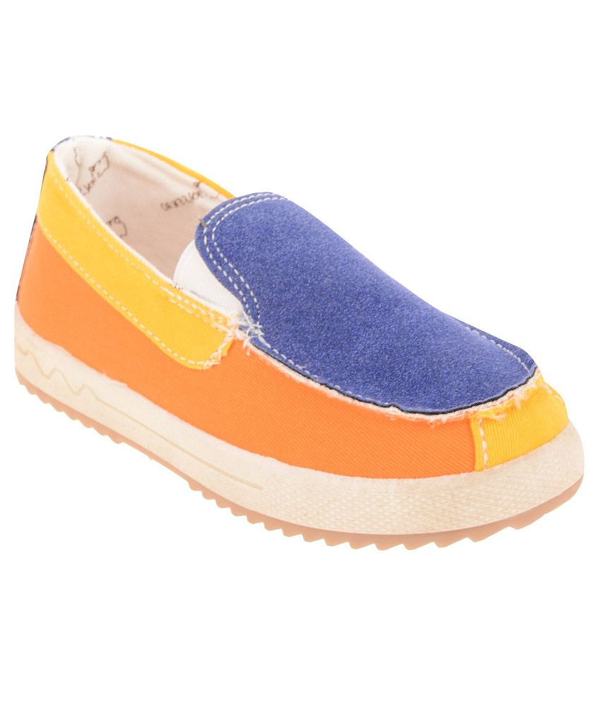 junior selection multicolour casual shoes for price