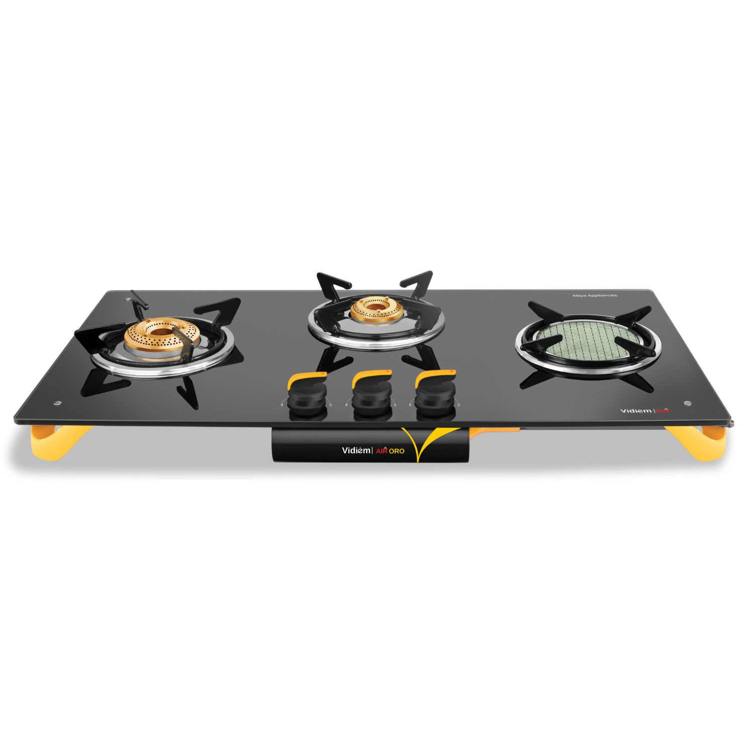 Vidiem GS G3 140 A Gas Cooktop (3 Burner)