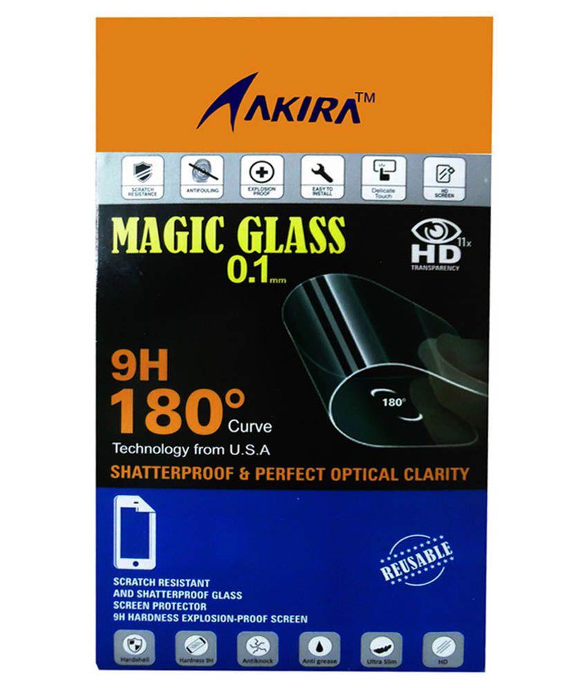 Micromax Canvas Selfie A255 Anti Shock Screen Guard by AKIRA