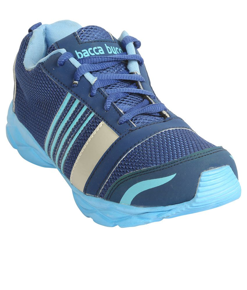 2d8c8f440995a Bacca Bucci Blue Running Sports Shoes available at SnapDeal for Rs.469