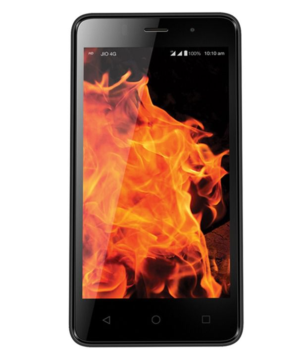 LYF ( 8GB , 1 GB ) Black
