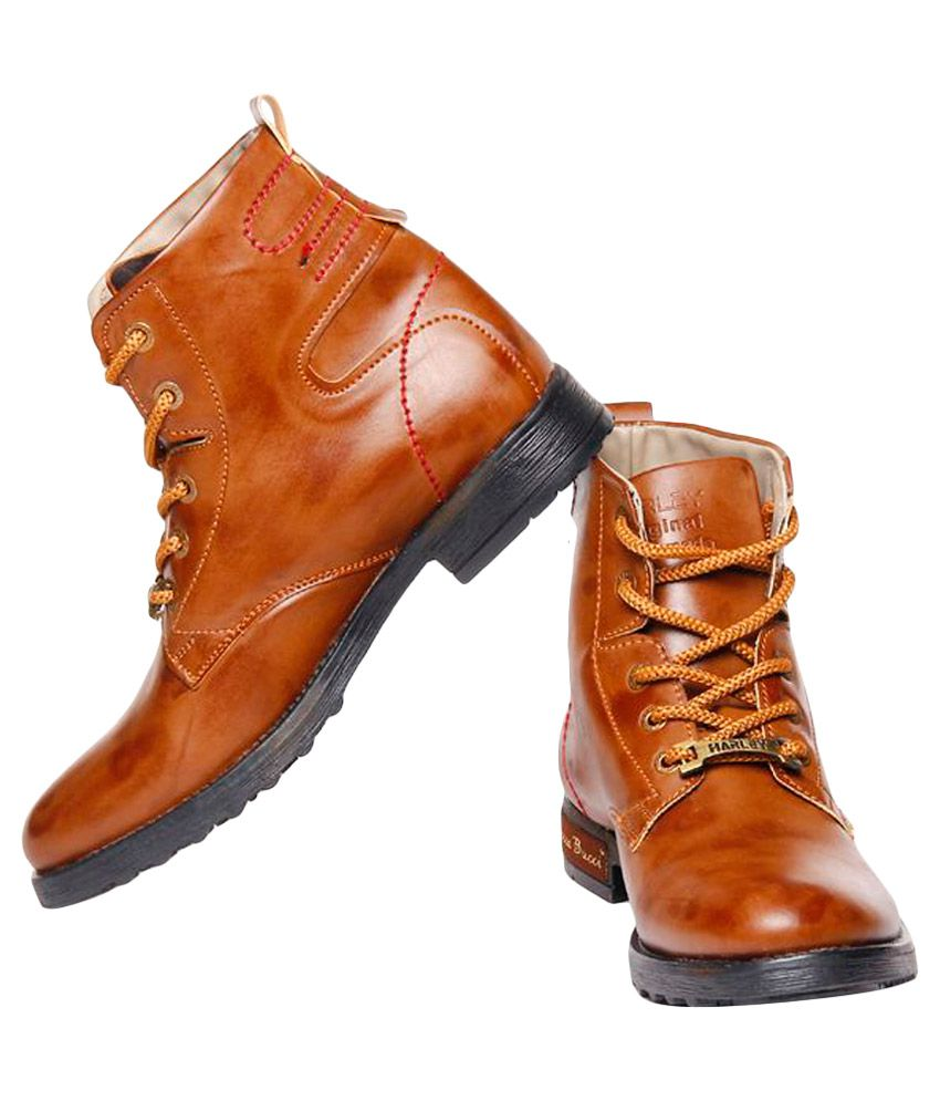 be38848f357 Bacca Bucci Tan Boots