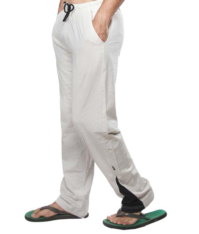Clifton Fitness Men's Track Pants -Stone