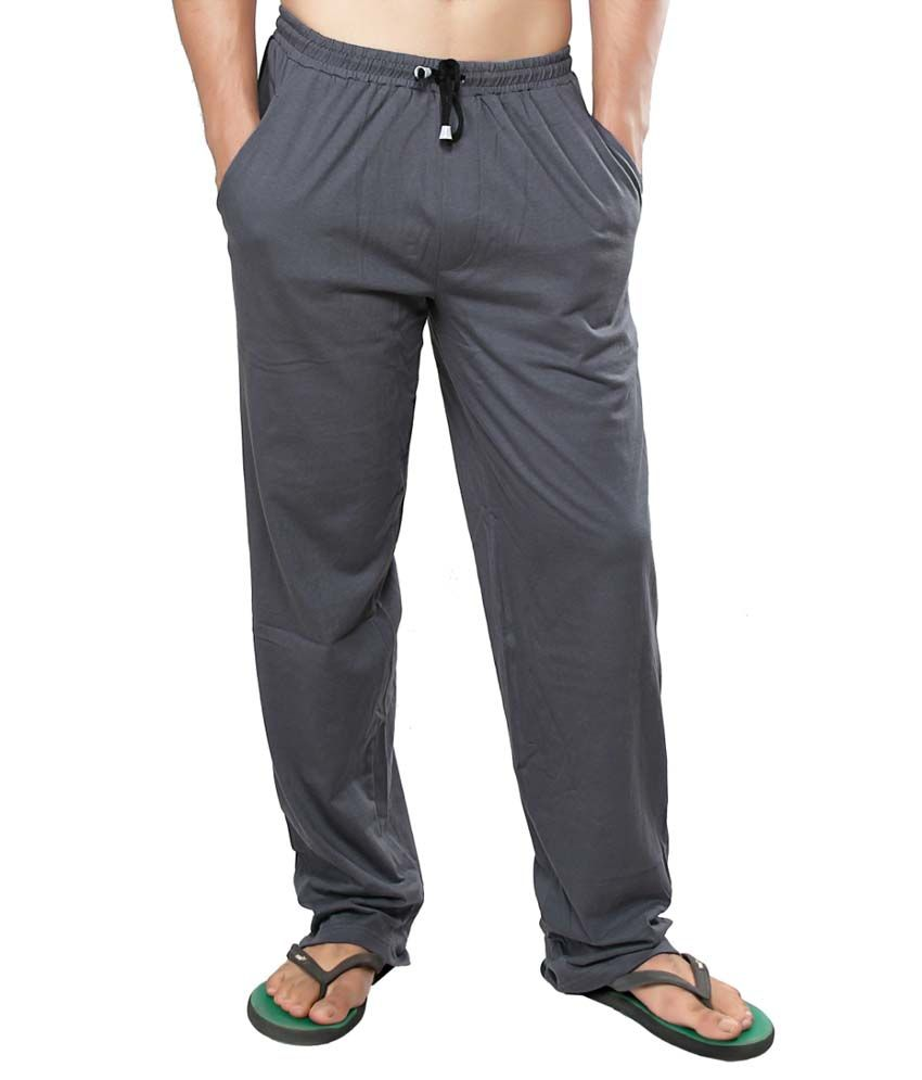 Clifton Fitness Men's Track Pants -Grey