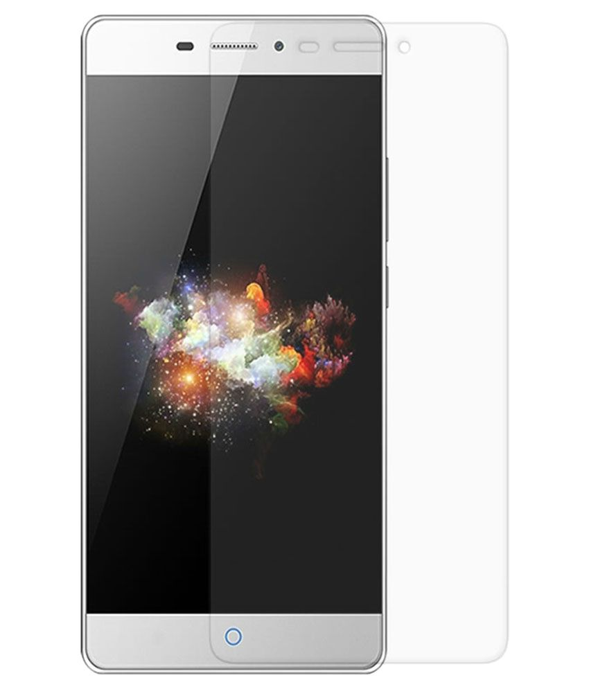 Sarthak Tempered Glass Screen Guard For Gionee Marathon M5 Mini