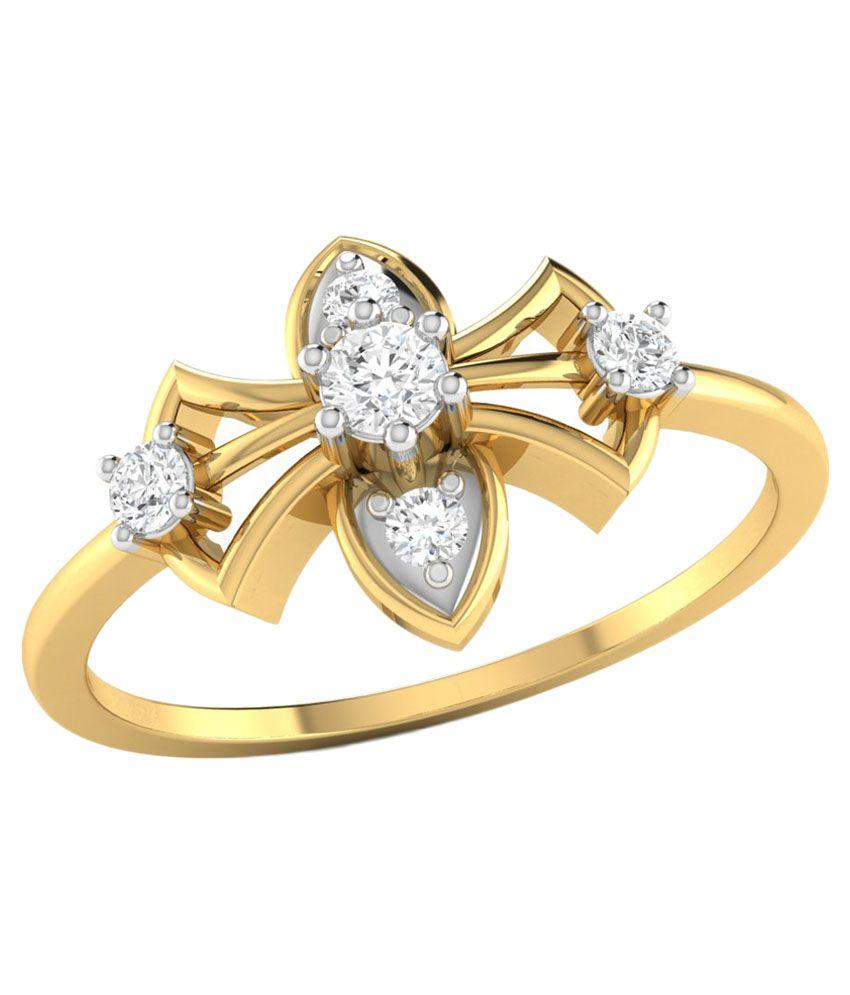 Vijisan 92.5 Sterling Silver Ring