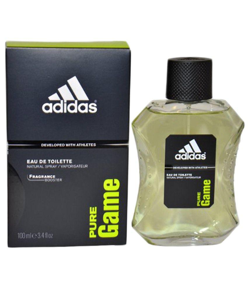 Adidas Pure Game Men's EDT Perfume- 100 ml