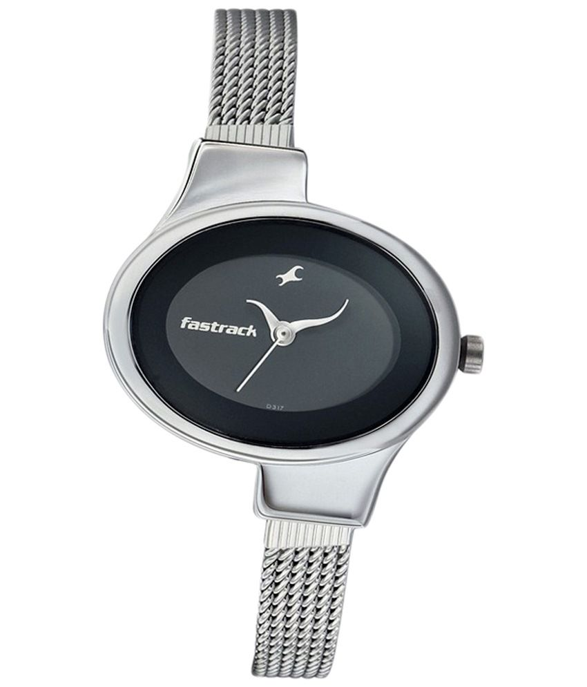 Fastrack Gray Analogue Watch