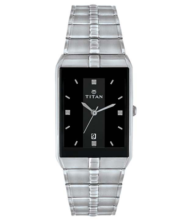 36eb6d3a69d Titan NH9151SM02A Men s Watch - Buy Titan NH9151SM02A Men s Watch Online at  Best Prices in India on Snapdeal