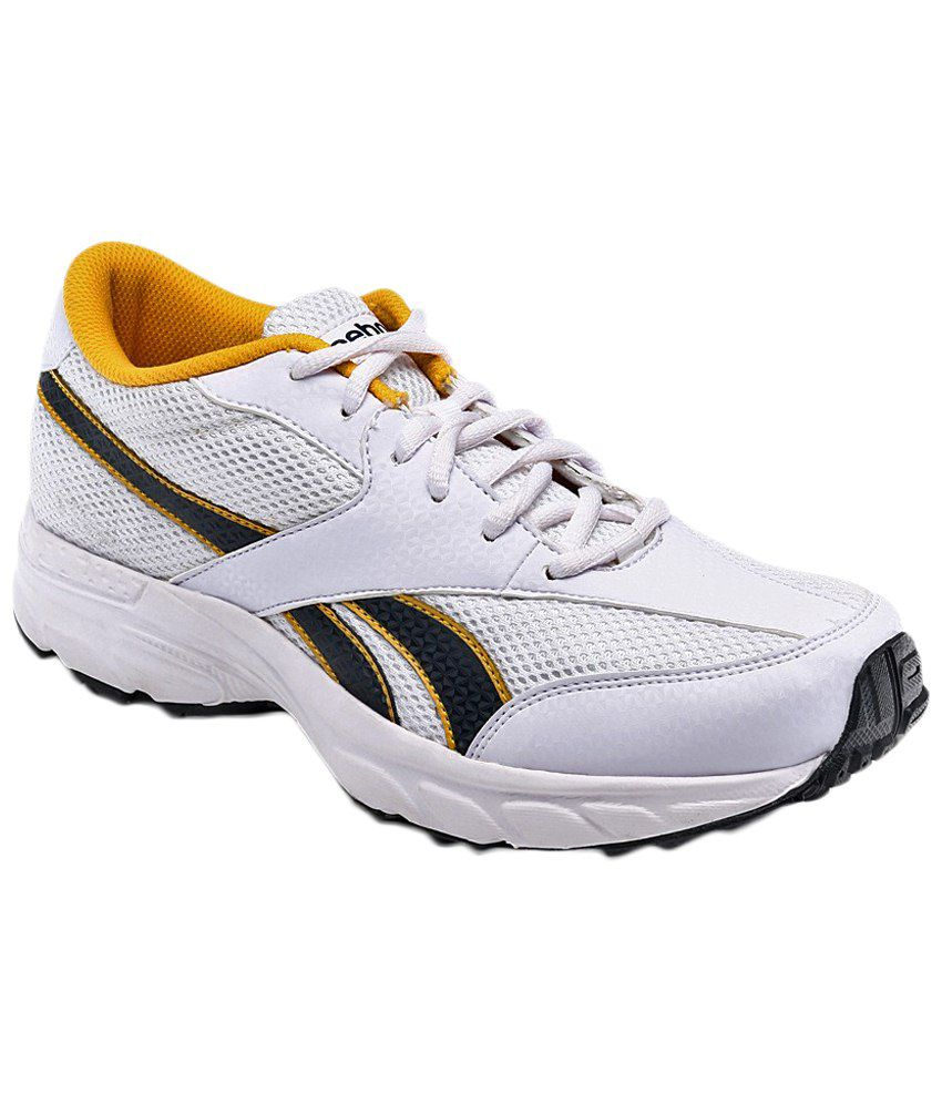 Reebok Yellow Sports Shoes
