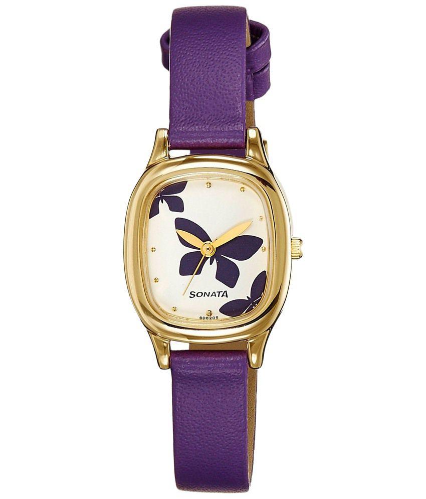 Look - Ladies Titan watch with price video
