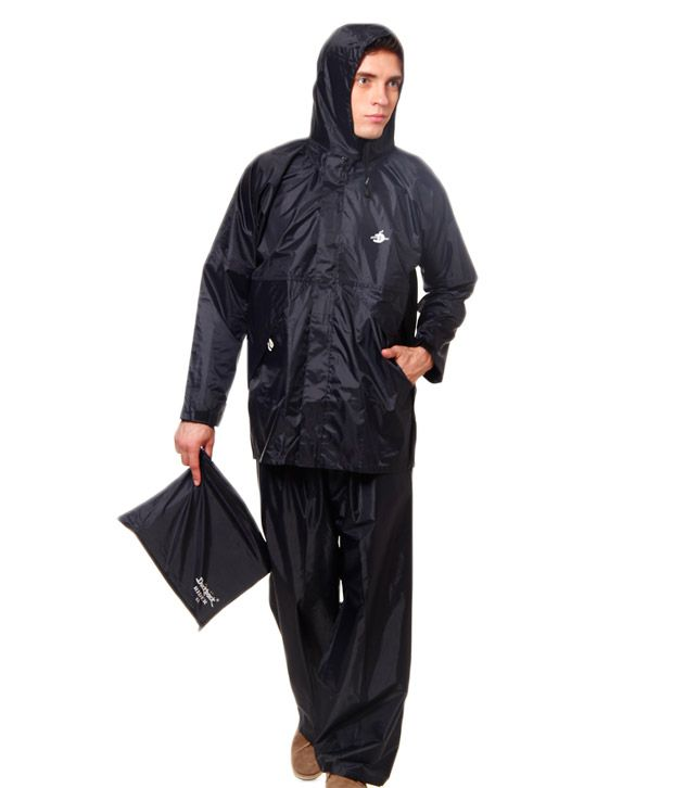 Duckback Rainwear - Black Rainwear - Buy Duckback Rainwear - Black ...