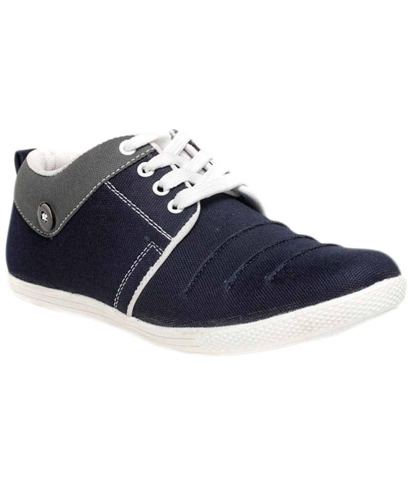 Kohinoor Cool Blue Casual Shoes