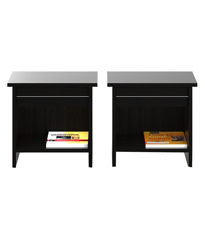 Spacewood Carnival Bedside Table (Set of 2)