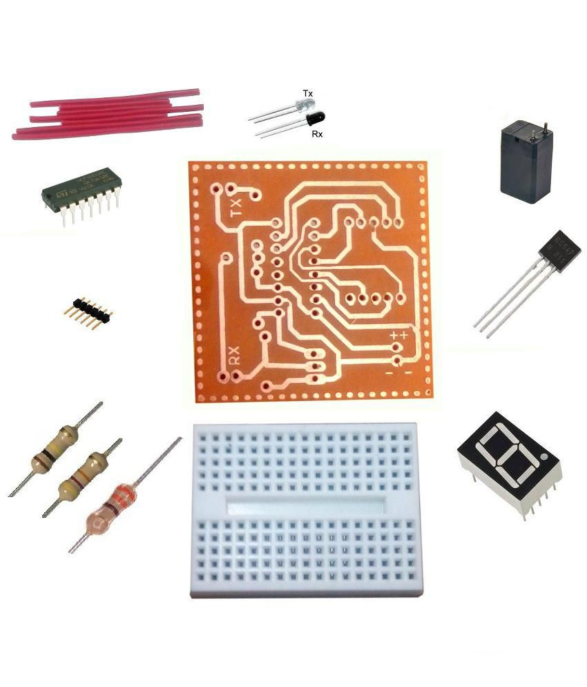 Global Traders Electronics Mini Project: Buy Online at Best Price in ...