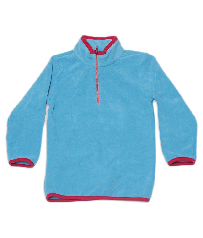 Nino Bambino Blue Sweatshirt