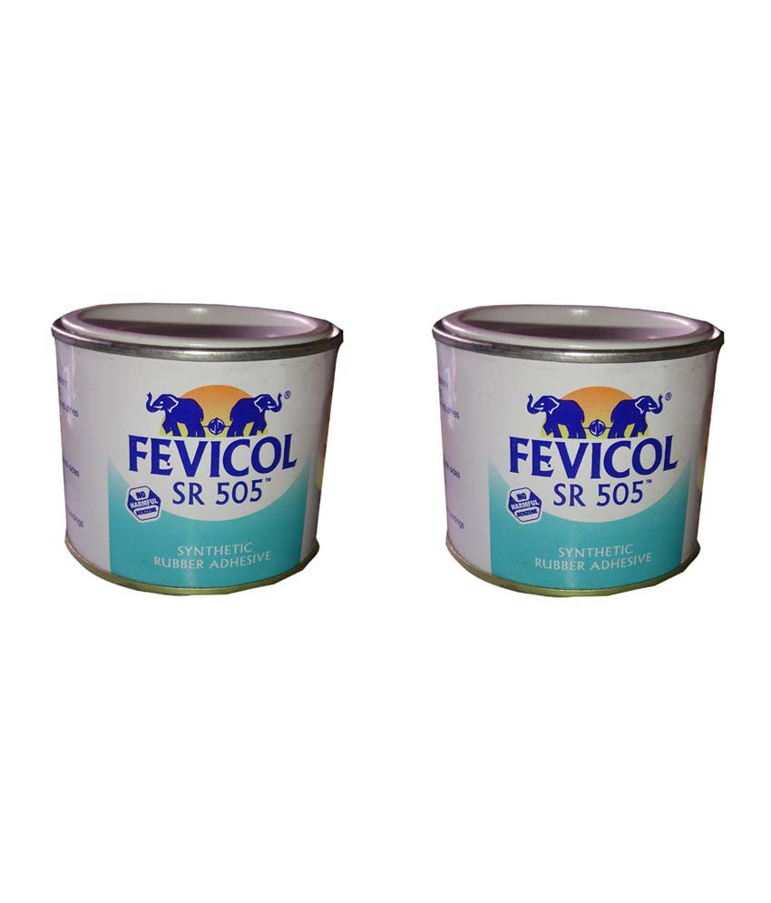 Buy Pidilite Fevicol Sr 505 200grams Pack Of 2 Online At Low Price In India Snapdeal