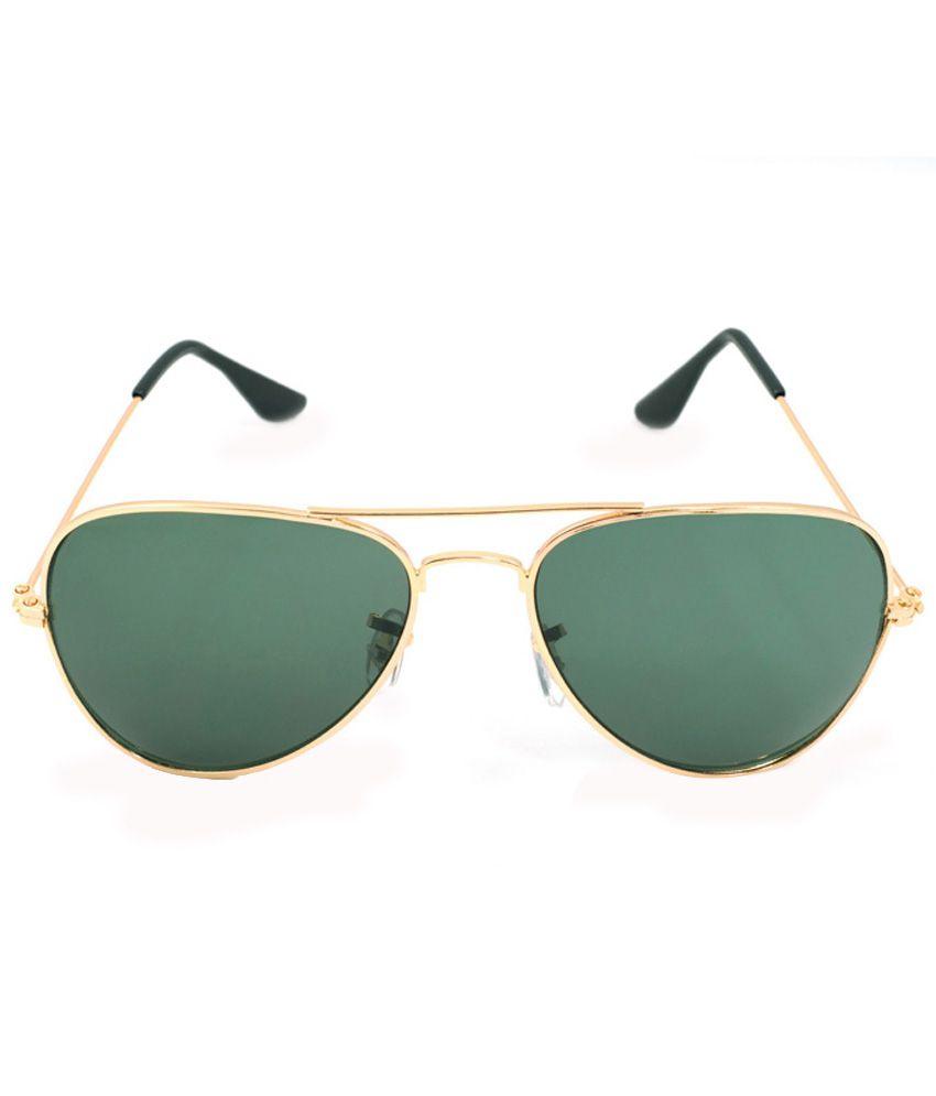 golden aviator sunglasses  Fair-X G15 Medium Unisex Aviator Sunglasses - Buy Fair-X G15 ...