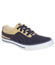 Puma Navy Casual Shoes