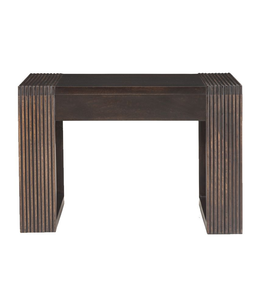 hausLIFE Madison Bed Side Solid Wood Table