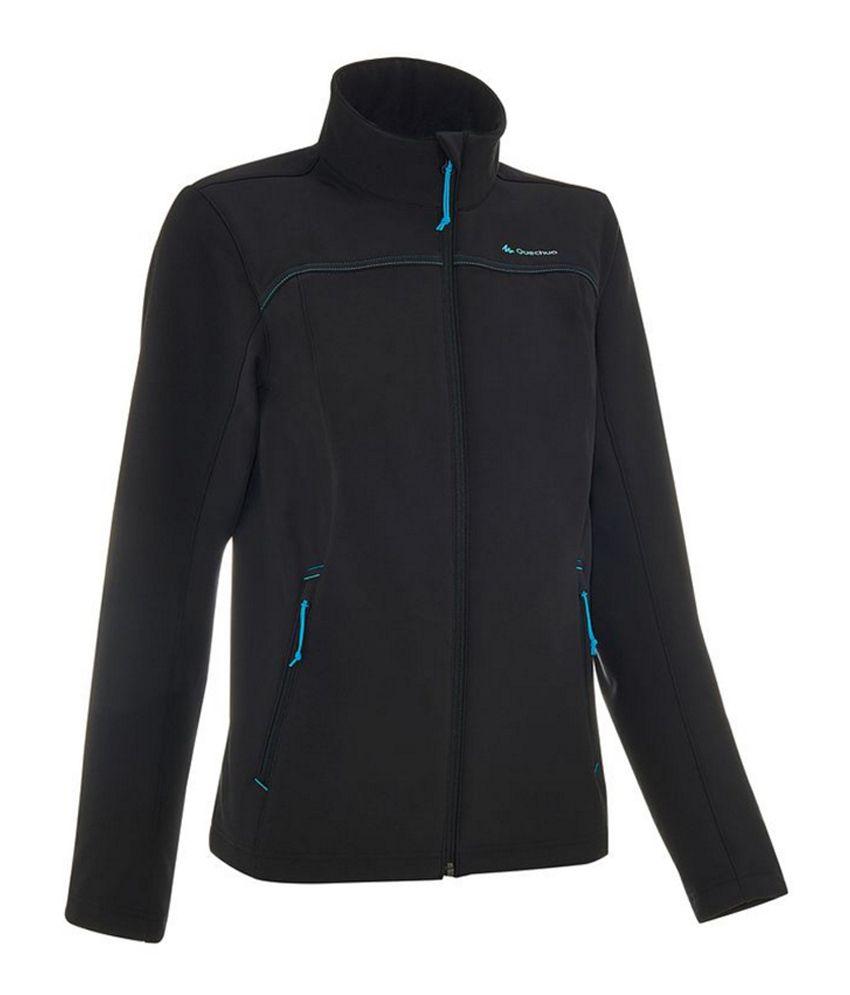 QUECHUA Forclaz 100 Women Softshell Jacket