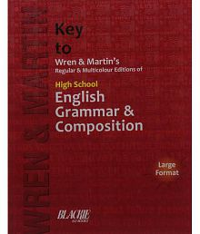 Ket To High School English Grammer & Compoition Paperback - English