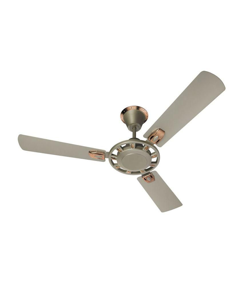 Bajaj 52 Cruz Air Deco Ceiling Fan Beige Price in India ...
