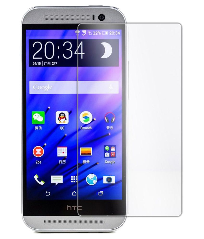 Whaat A Deal Tempered Glass Screen Guard for HTC Desire 826