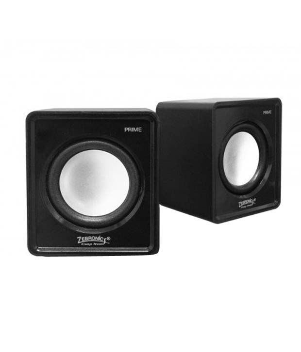 Zebronics Multimedia Speakers 2 Computer Speakers