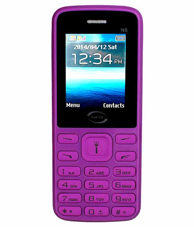 Infix N6 (Below 256 MB, Purple)