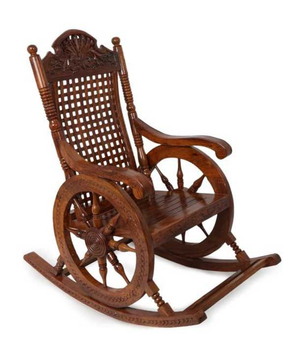 Behome Chariot Rocking Chair Buy Behome Chariot Rocking