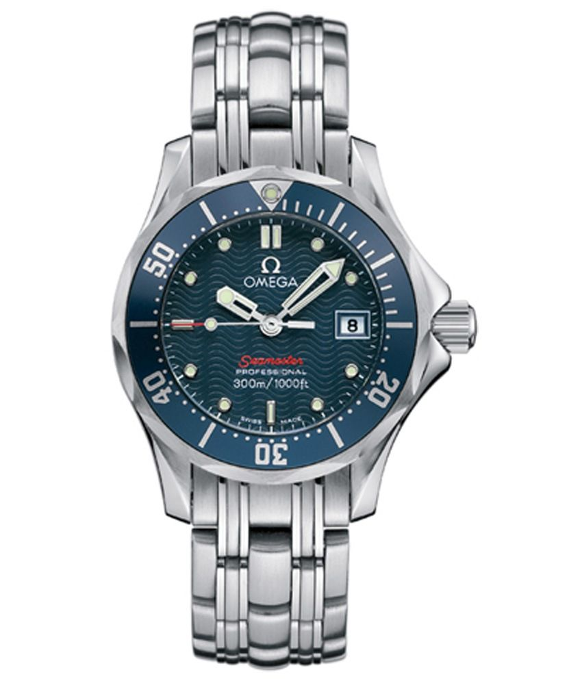 Omega seamaster diver women 39 s analog watch price in india - Omega dive watch ...