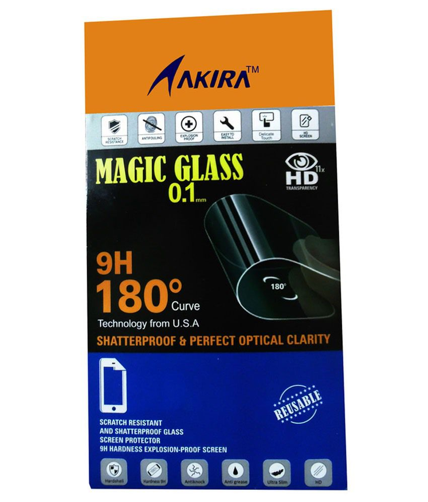 SONY XPERIA Z1 Tempered Glass Screen Guard by AKIRA