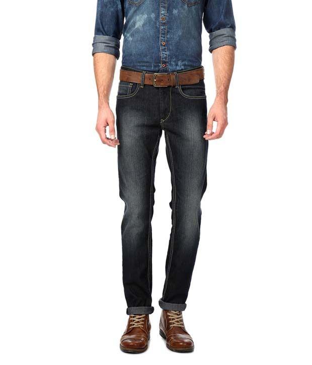 American Bull Blue Skinny Fit Jeans