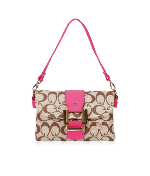Bagkok Multi P.U. Sling Bag