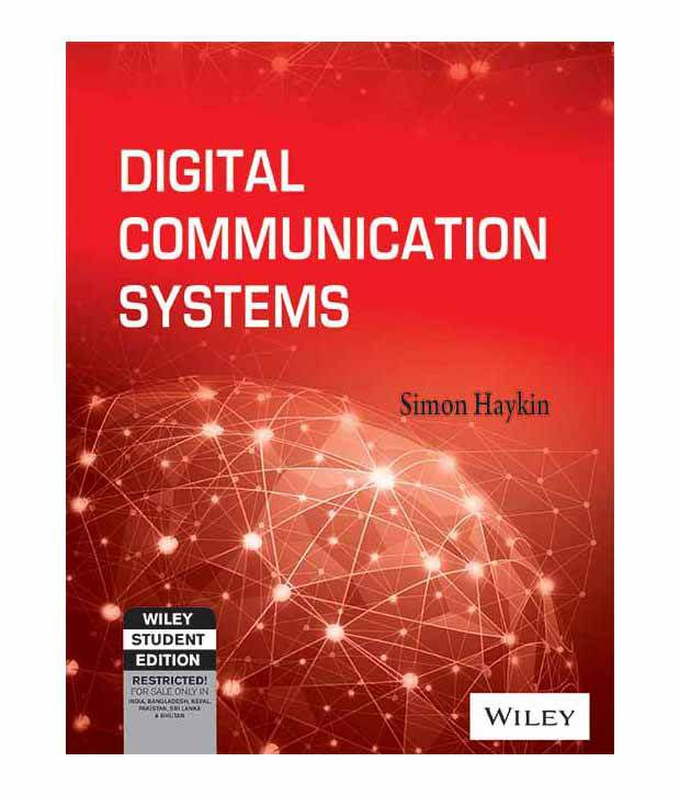 Digital Communication Systems Buy Digital Communication Systems Online At Low Price In India On Snapdeal