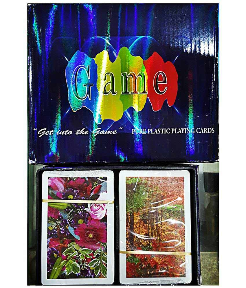 Game Playing Card Game - 12 Piece Pack