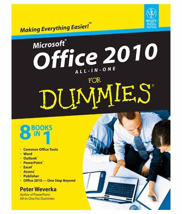 Buy Outlook 2010 All-in-One For Dummies Cheap