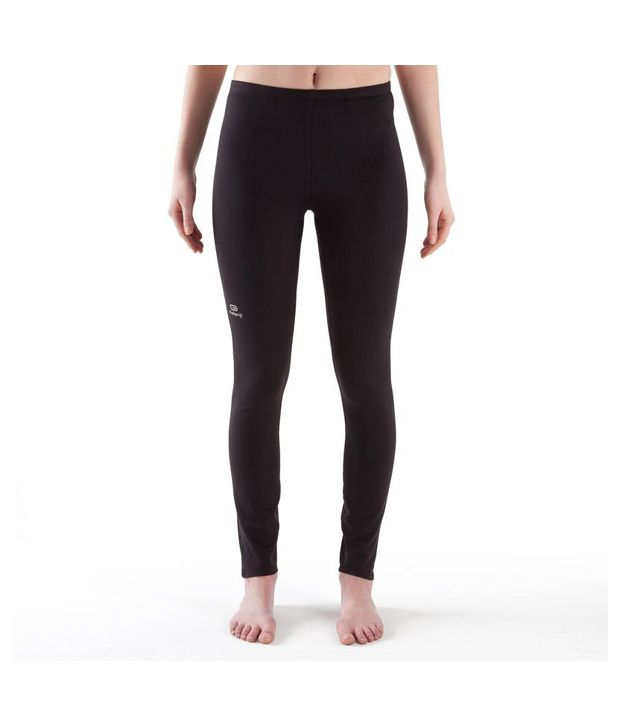 KALENJI Ekiden Warm Women Running Tights By Decathlon