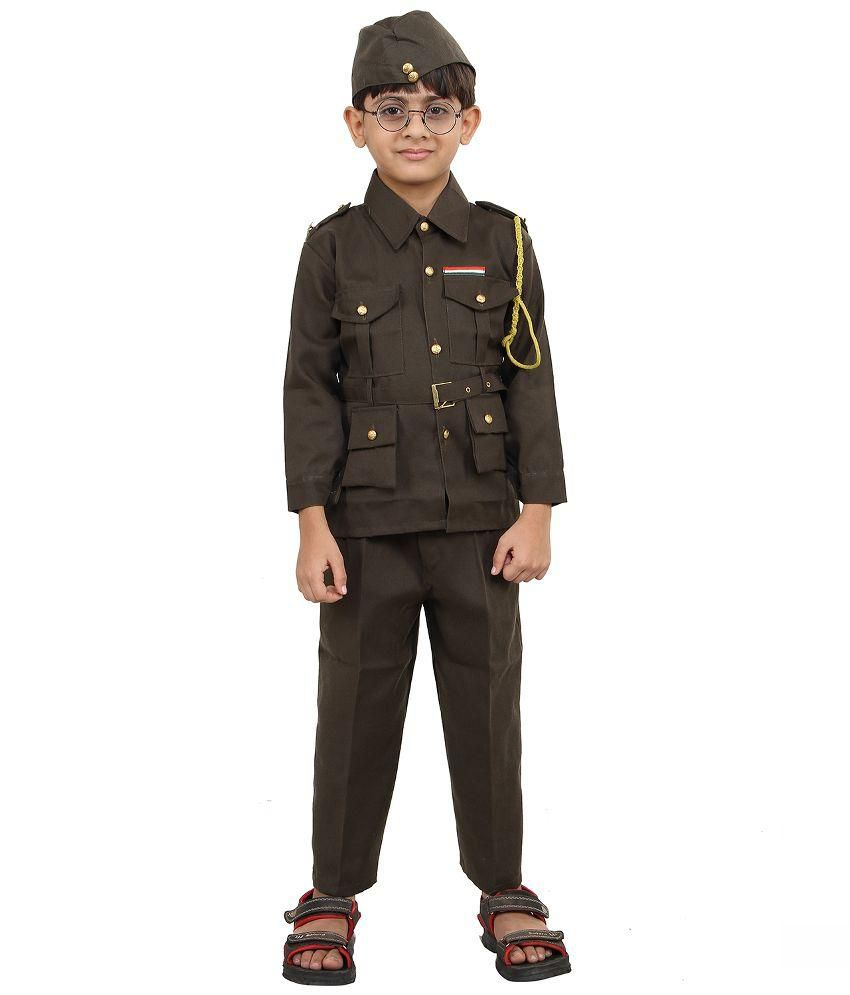 0af9f391e43 Fancydresswale Police Dress For Boys