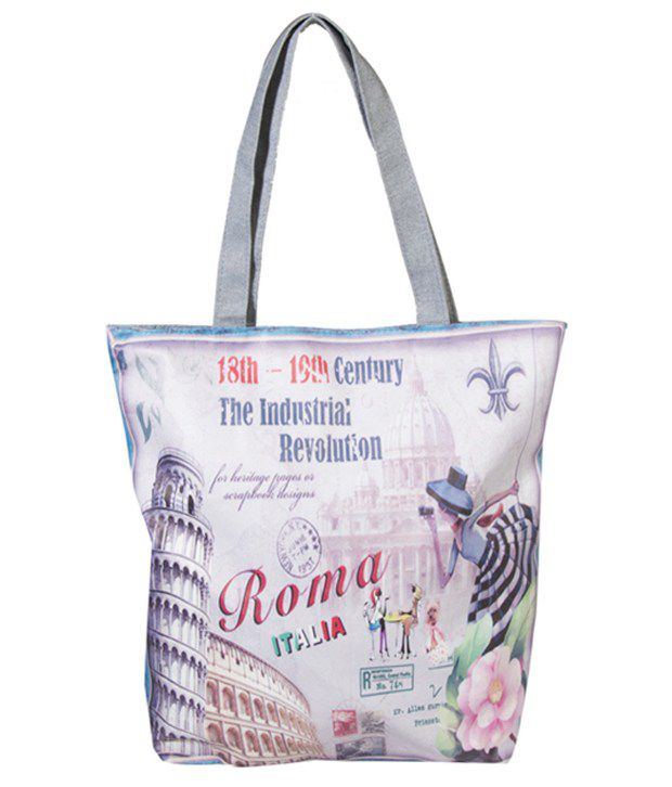 Legal Bribe Multi Canvas Tote Bag