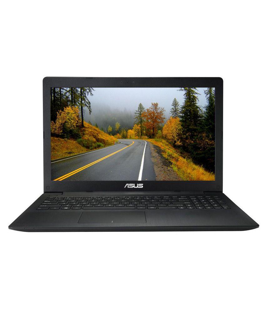 Asus A553SA-XX048D Notebook (90NB0AC1-M00700) (Intel Celeron- 4GB RAM- 500GB HDD- 39.62cm (15.6)- DOS) (Black)