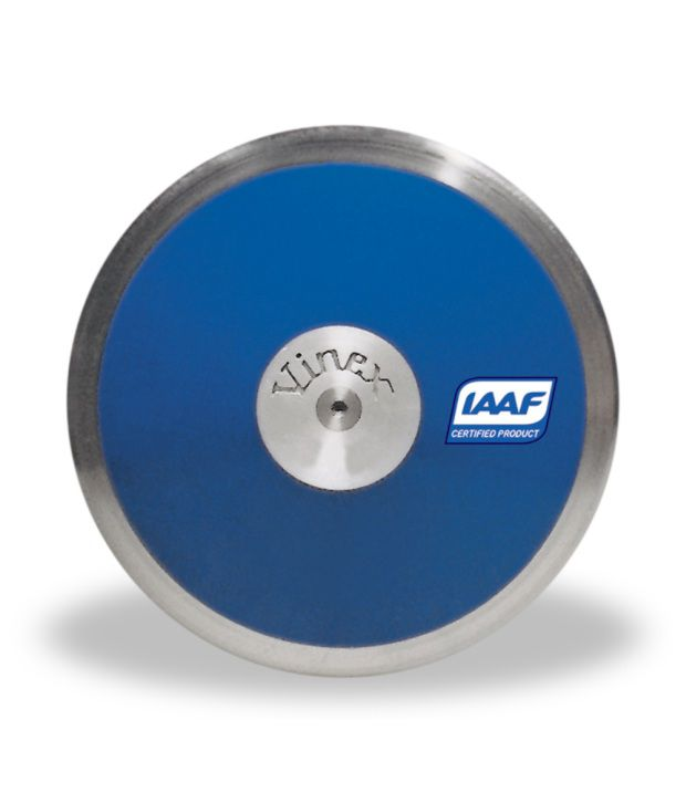 Vinex Discus - Lo Spin (IAAF Approved, 1.50 Kg.)