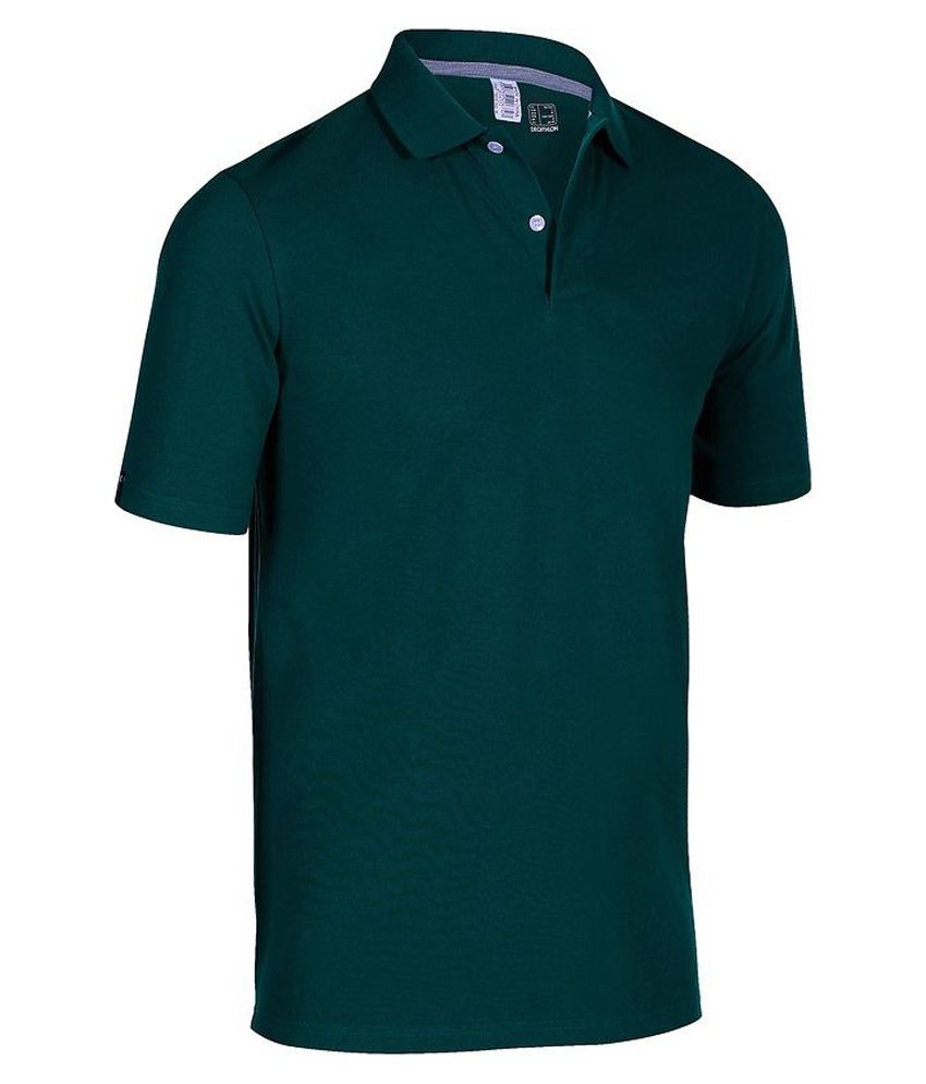 INESIS Polo 500 Men's Golf T-Shirt