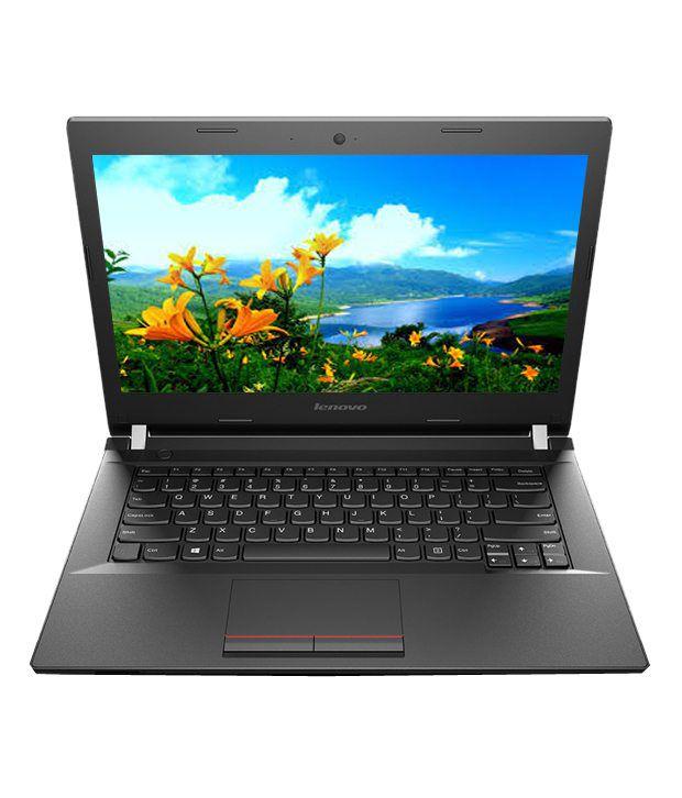 Lenovo E40-80 (80HRA01KIH) Laptop(14 inch|Core i3|4 GB|Free DOS|500 GB)