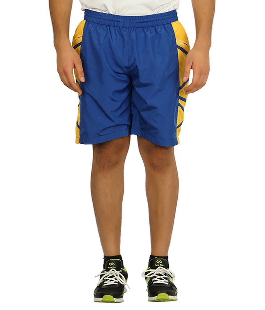 Pure Play Blue Shorts