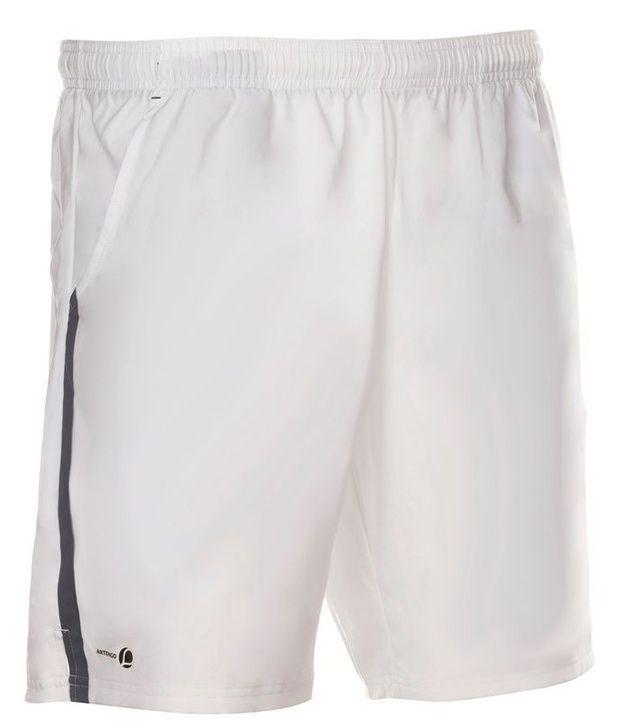 ARTENGO Soft Badminton / Tennis Men's Shorts