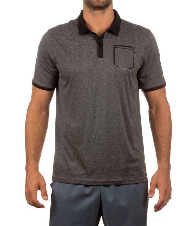 ARTENGO Soft Pocket Badminton / Tennis Men's Polo Shirt
