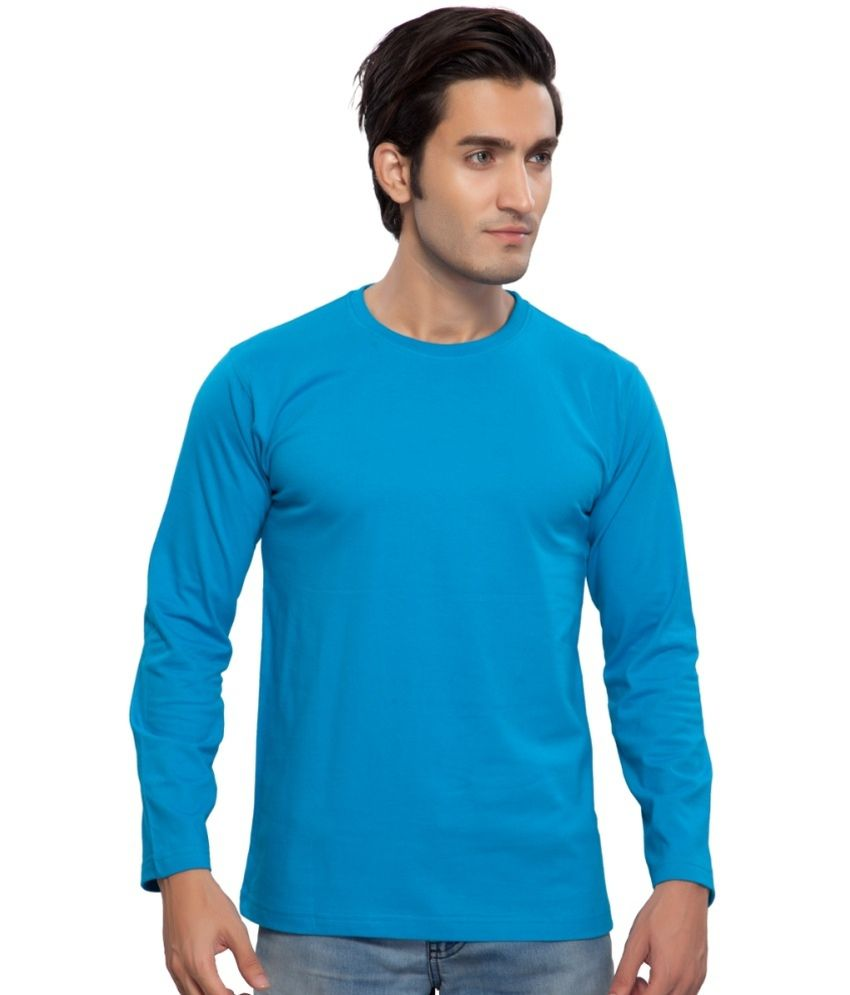 Clifton Fitness Men's Mustee Full Sleeve -Dark Blue