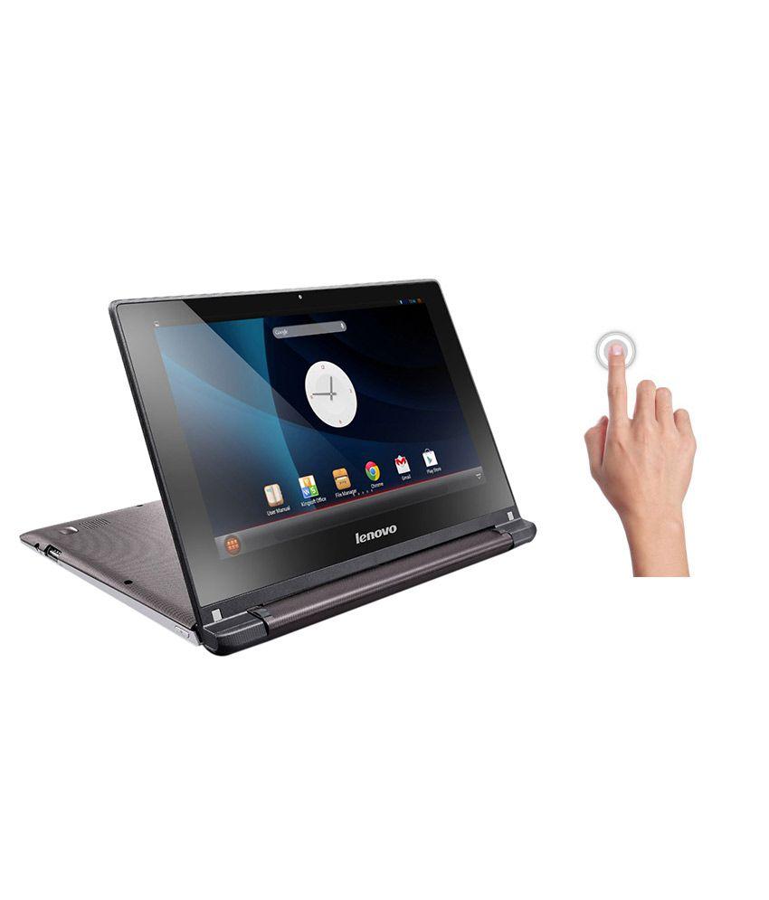 Lenovo Ideapad A10 (59-388639) Slatebook (ARM Cortex A9 Quad Core- 1GB RAM- 16GB Storage- 25.65cm (10.1) TS Screen- Android 4.2 OS) (Brown)